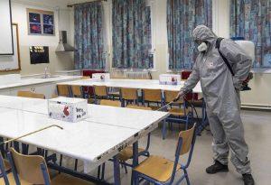 Task force για το κλείσιμο των σχολείων σε περίπτωση κρούσματος