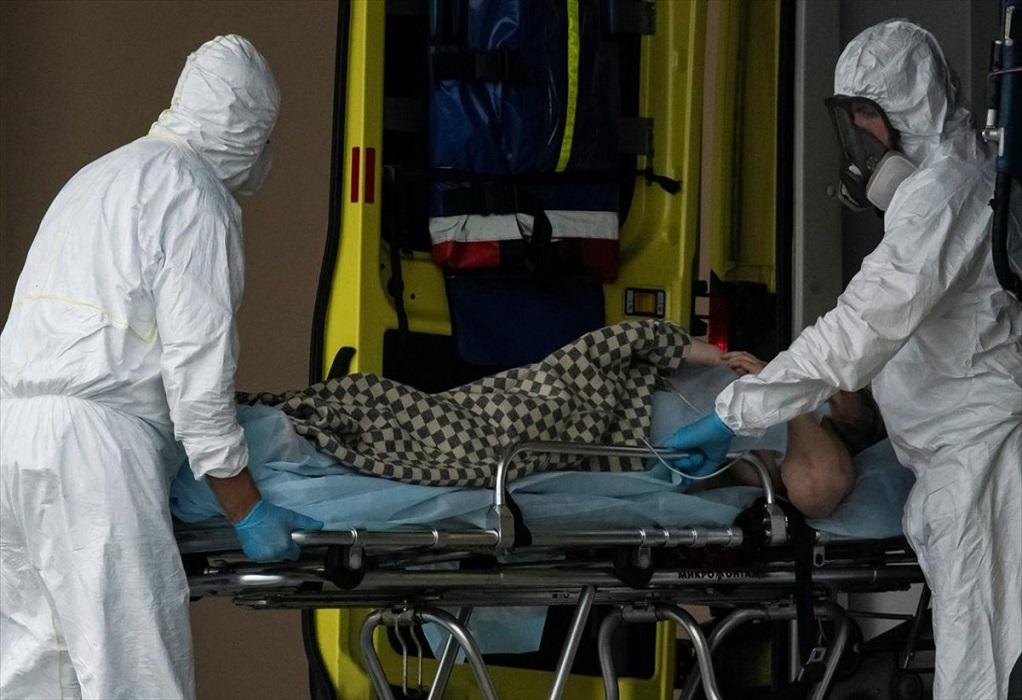 Κορωνοϊός – Ρωσία: 5.670 νέα κρούσματα, 132 θάνατοι