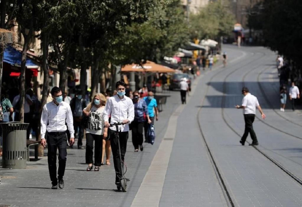 Δεύτερο γενικό lockdown από σήμερα στο Ισραήλ