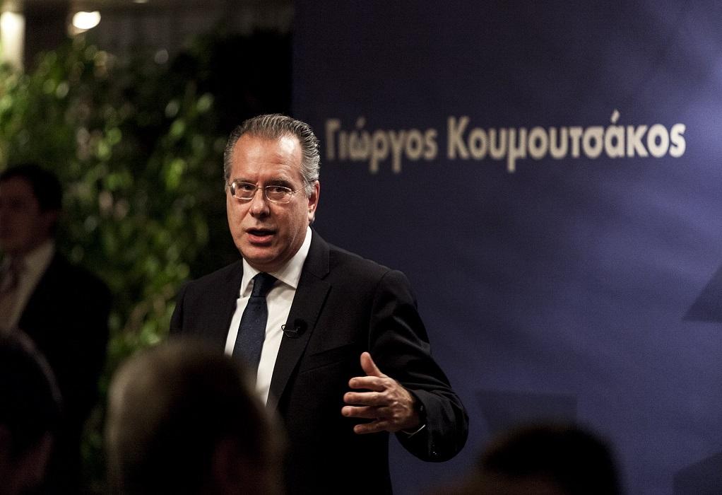 Κουμουτσάκος: Η Ελλάδα χρειάζεται στήριξη ως χώρα πρώτης γραμμής