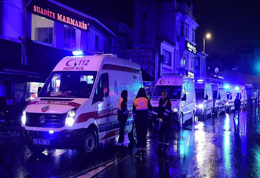 Τουρκία: Ισόβια κάθειρξη στον δράστη του κλαμπ Reina