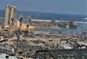 Δεύτερη αποστολή ανθρωπιστικής βοήθειας της Ελλάδας στον Λίβανο