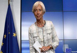 Η Λαγκάρντ έθεσε το πλαίσιο για την αλλαγή στρατηγικής της ΕΚΤ