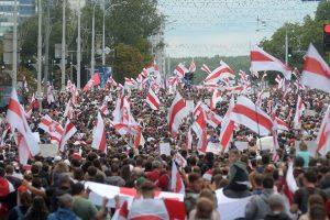 Λευκορωσία: Νέες συλλήψεις κατά τη διάρκεια κινητοποιήσεων