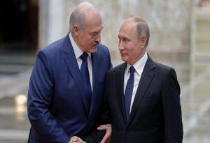 Ο Λουκασένκο έφθασε στο Σότσι για συνομιλίες με τον Πούτιν (VIDEO)
