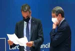 Mίλησαν για Τουρκία – Σύνοδο Κορυφής Μητσοτάκης και Αναστασιάδης