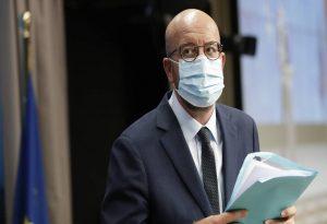 Στην Κύπρο την Τετάρτη ο Μισέλ ενόψει της Συνόδου Κορυφής