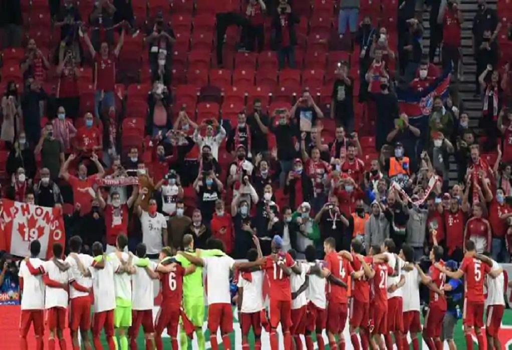 Κορωνοϊός: Πυρά για την παρουσία φιλάθλων στο Super Cup της Βουδαπέστης (VIDEO)