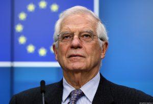 Μπορέλ για Βαρώσια: Η ΕΕ εκφράζει την ανησυχία της για την απόφαση Ερντογάν