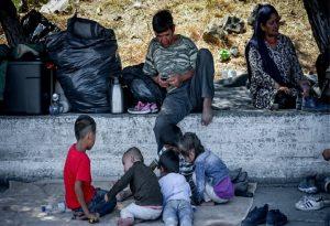 Προσφυγόπουλα στις κατασκηνώσεις του Δ. Αθηναίων