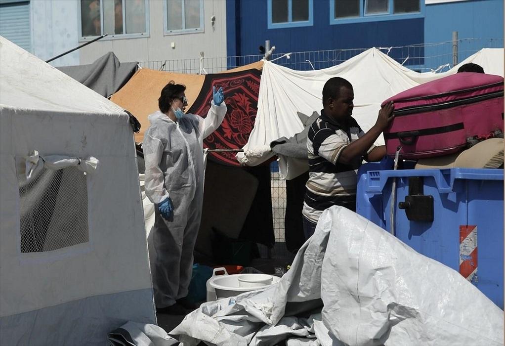 Μυτιλήνη: Άλλοι 2.000 πρόσφυγες και μετανάστες στο Καρά Τεπέ (VIDEO)
