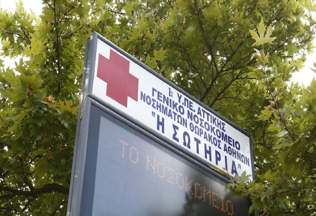 Κορωνοϊός: Ακόμη δύο νεκροί σε ΑΧΕΠΑ και «Σωτηρία»