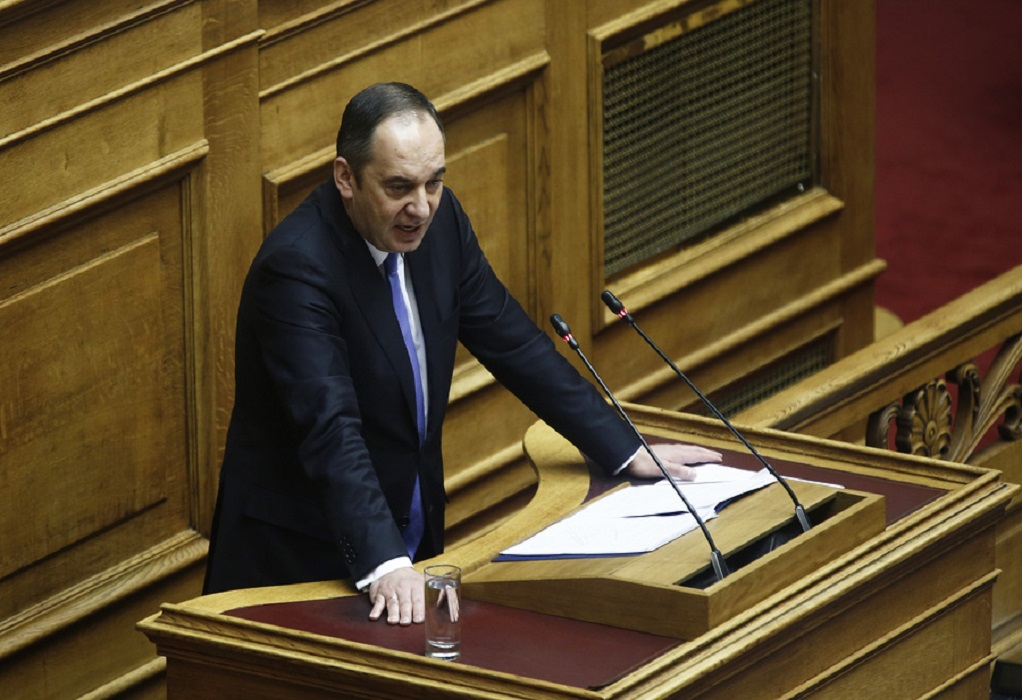Πλακιωτάκης: Ενισχύουμε με ασφάλεια δικαίου τις θαλάσσιες μεταφορές εσωτερικού