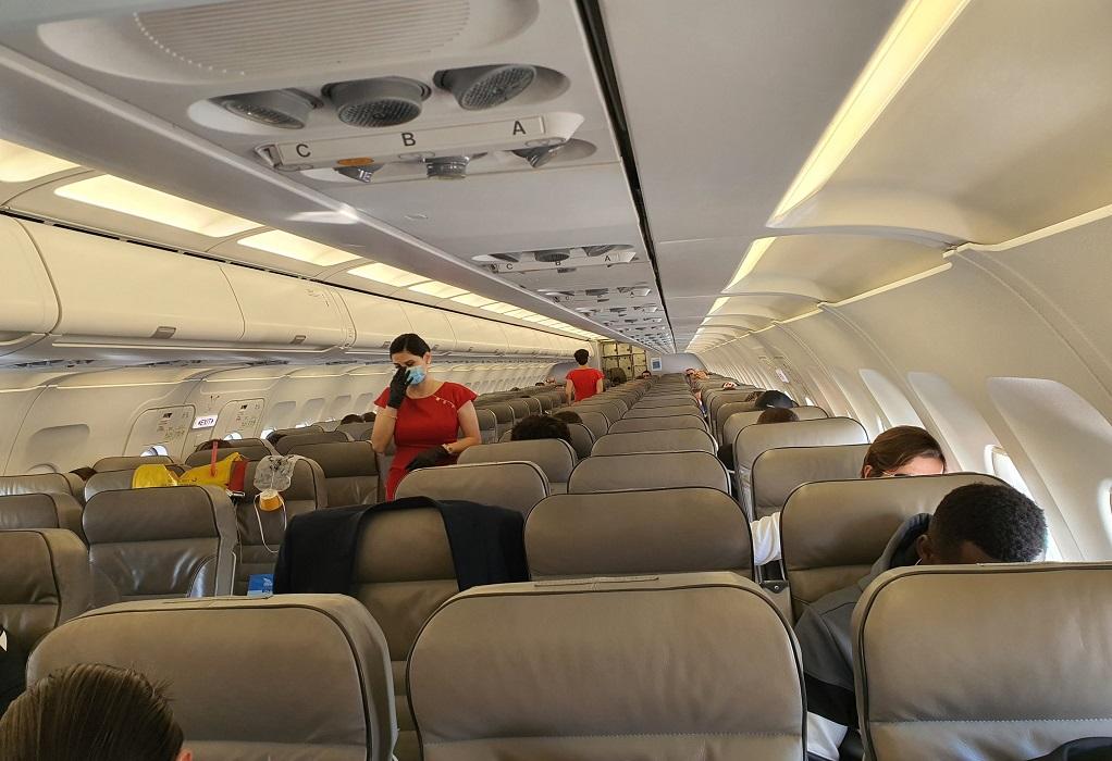 Κορωνοϊός: Παράταση Notam για πτήσεις εσωτερικού