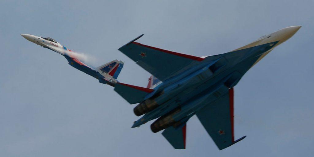 Ρωσία: Συντριβή μαχητικού Su-30 στο Τβερ