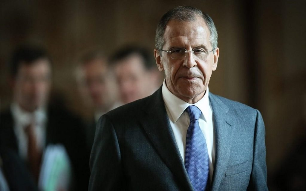 Λαβρόφ: Η Μόσχα είναι ανοιχτή στην εξομάλυνση των σχέσεων Ρωσίας-ΗΠΑ