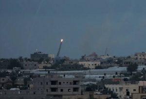 Ισραήλ: Ρουκέτες ερρίφθησαν από τη Λωρίδα της Γάζας