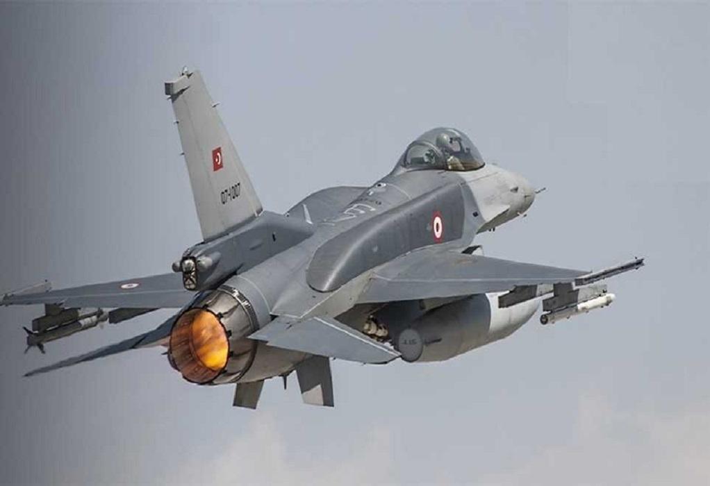 Τουρκική προκλητικότητα: 17 παραβιάσεις του ελληνικού εναέριου χώρου