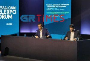 Τσίπρας: Η κυβέρνηση Μητσοτάκη ξανάκανε ανέκδοτο το μετρό