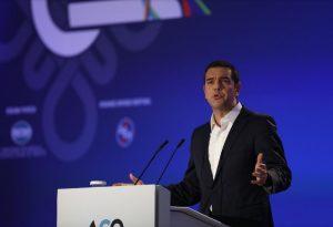 Live η ομιλία του Αλέξη Τσίπρα από Thessaloniki Helexpo Forum