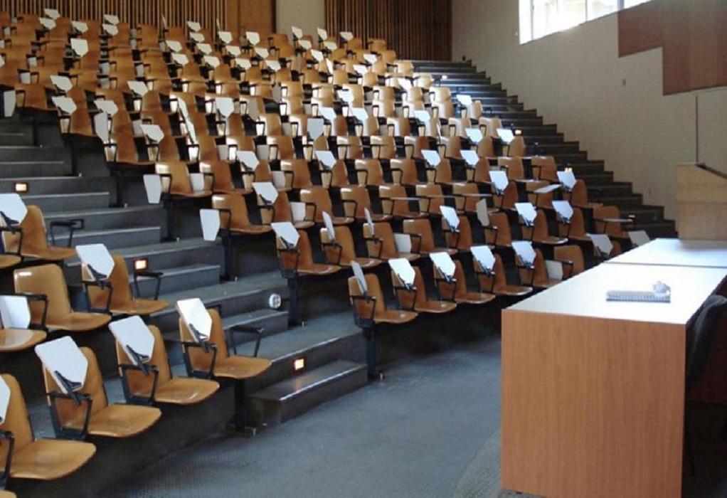 Ηλεκτρονικά η εγγραφή των νέων φοιτητών στα πανεπιστήμια