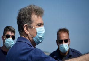 Χρυσοχοΐδης: Η Μόρια θα ισοπεδωθεί, η ασχήμια της τελείωσε (ΗΧΗΤΙΚΟ)