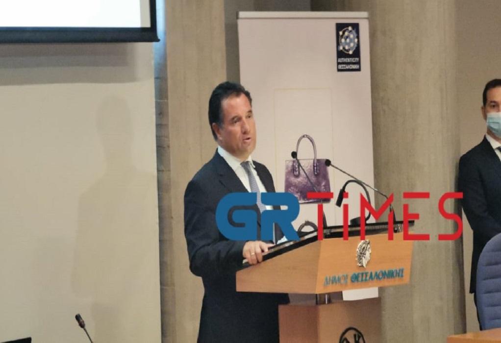 Αδ. Γεωργιάδης: Μηχανισμοί στην Εγνατία Οδό για τη πάταξη του παρεμπορίου