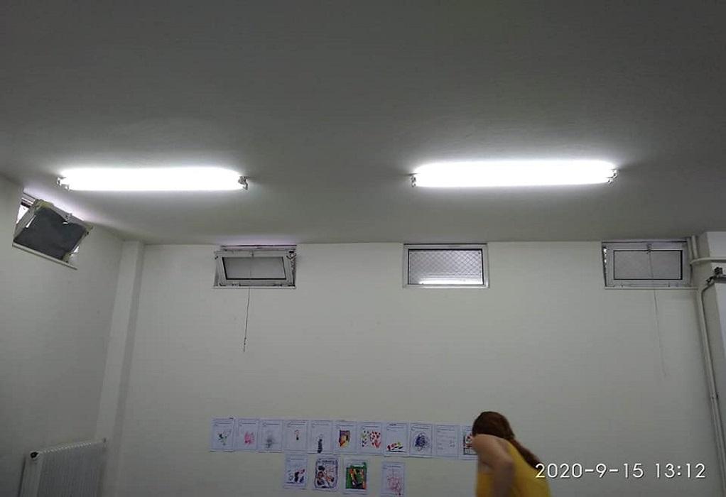 Θεσ/νικη: 18 νήπια σε υπόγειο (ΦΩΤΟ)