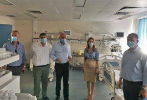 ΕΣΠΑ: Πάνω από 5 εκατ. για νοσοκομειακό εξοπλισμό