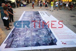 Κίνηση Πολιτών: Σταματήστε το έγκλημα στον σταθμό Βενιζέλου (ΦΩΤΟ-VIDEO)
