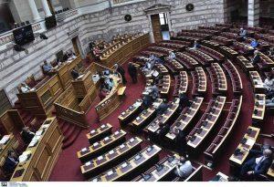 Στη Βουλή το ν/σ για ΕΝΦΙΑ, συνδρομητική και «Ιανό»