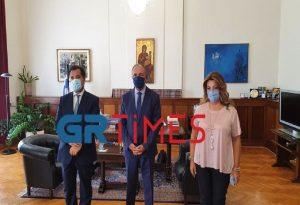 Γεωργιάδης: Ό,τι υποσχεθήκαμε, το υλοποιούμε (VIDEO)