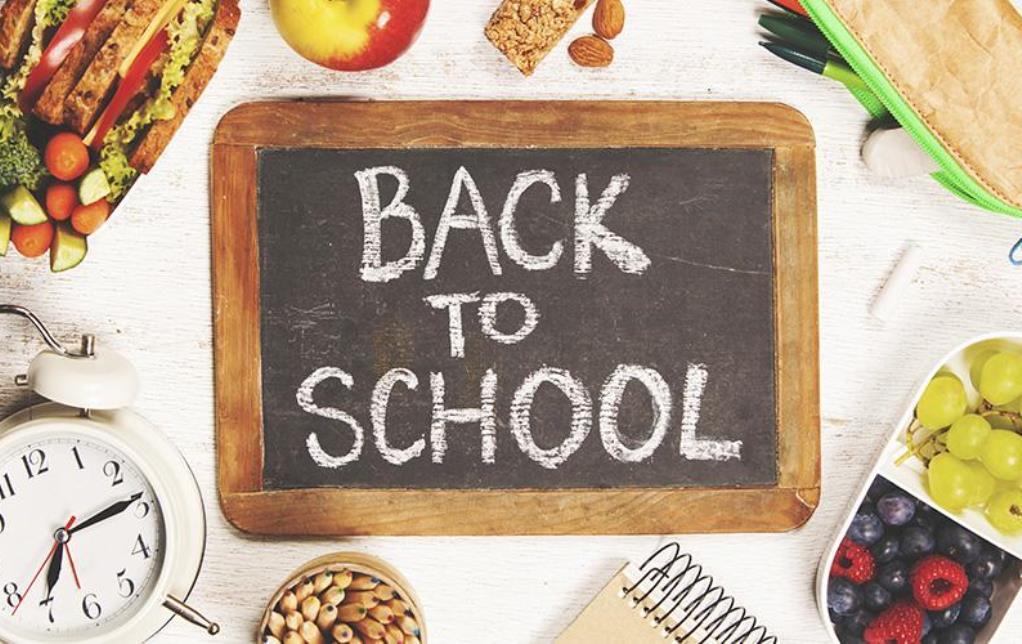 Πέντε διατροφικές συμβουλές για την επιστροφή στο σχολείο