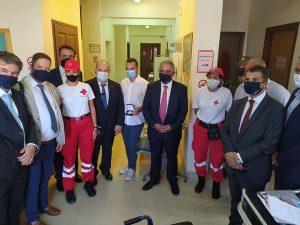 Στο Καστελλόριζο η διοίκηση του Επαγγελματικού Επιμελητηρίου Αθηνών