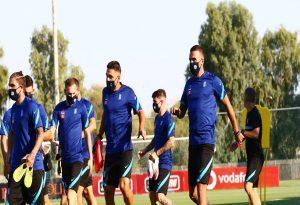 Nations League: Στο μηδέν κόλλησε η Εθνική Ελλάδος