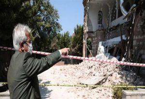 Τουρκία: Αφέθηκε στην τύχη της και κατέρρευσε η εκκλησία του Αγίου Γεωργίου στην Προύσα