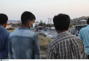 Λέσβος: Επιχείρηση της ΕΛΑΣ για μεταφορά μεταναστών στο Καρά Τεπέ