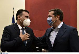 Τσίπρας: Χαίρομαι που η ΝΔ δίνει μάχες για τη Συμφωνία των Πρεσπών