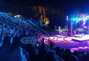 Covid-free η συναυλία της Ν. Θεοδωρίδου στη Θεσσαλονίκη (ΦΩΤΟ-VIDEO)