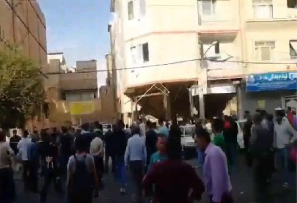 Ιράν: Ισχυρή έκρηξη στην επαρχία της Τεχεράνης