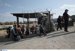 Λέσβος: Επτά κρούσματα κορωνοϊού στη δομή του Καρά Τεπέ
