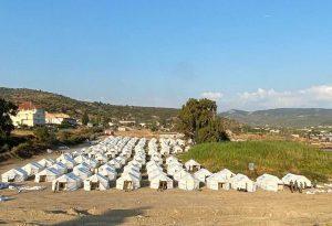 Μυτιλήνη: Αναχώρηση πάνω από 1.000 προσφύγων