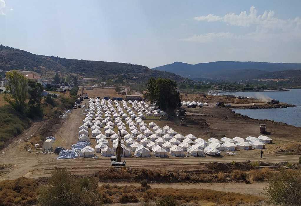 Λέσβος: Εκκενώνεται για να κλείσει το Καρά Τεπέ