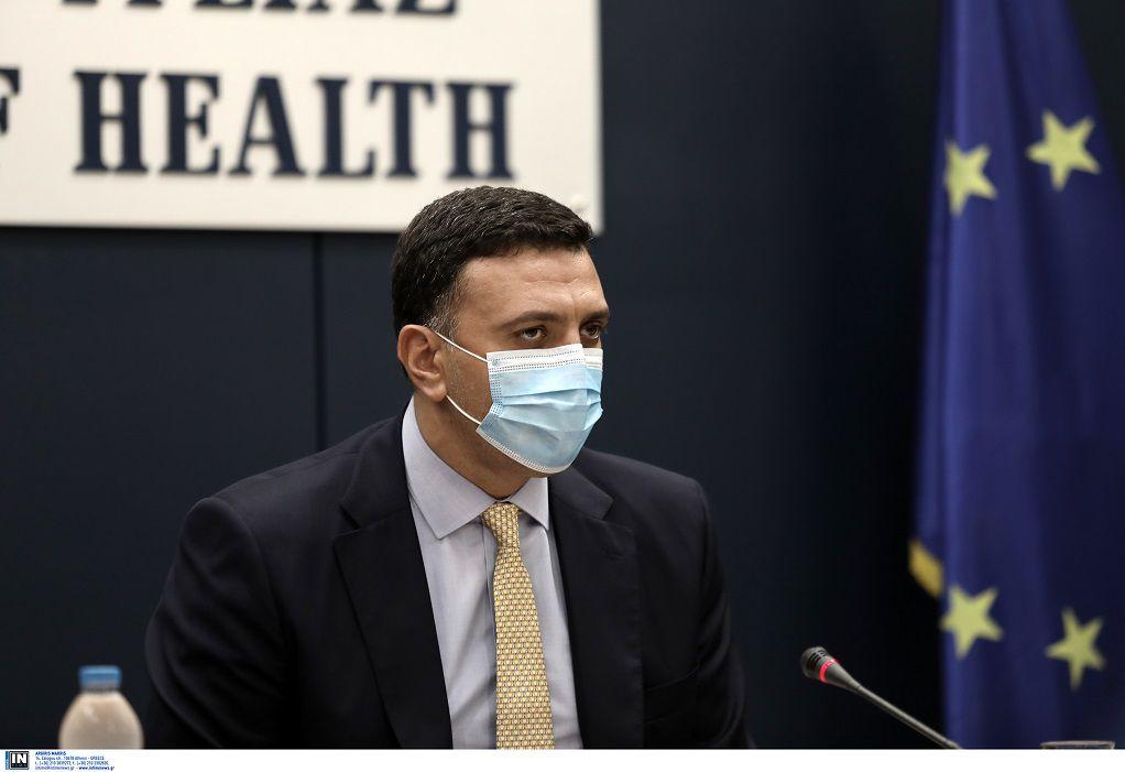 Β.Κικίλιας: Η Ελλάδα δεν γονατίζει, η Ελλάδα θα μείνει όρθια σε κάθε δοκιμασία