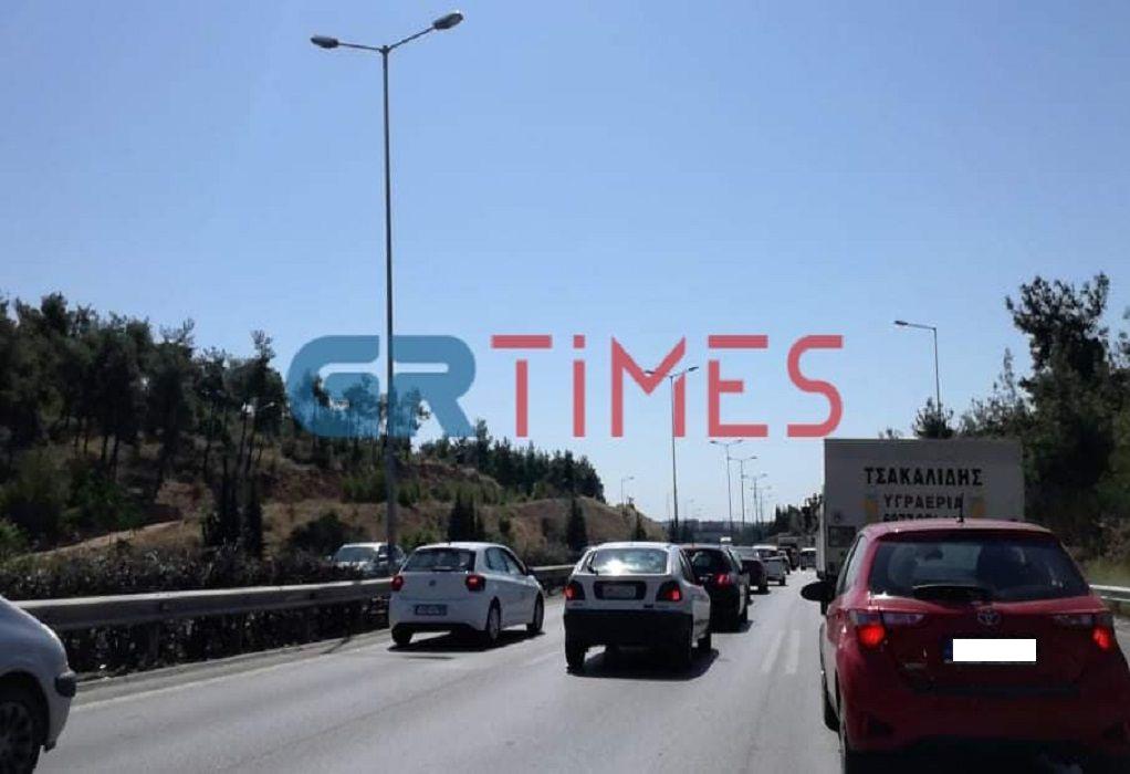 Χαλκιδική: Αυξημένη κίνηση χωρίς προβλήματα