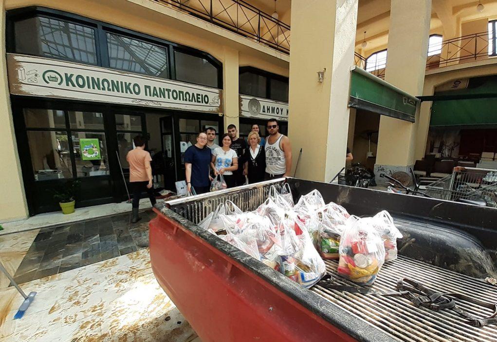 Καρδίτσα: Πανελλαδικό κύμα συμπαράστασης – Ανάγκη για τρόφιμα