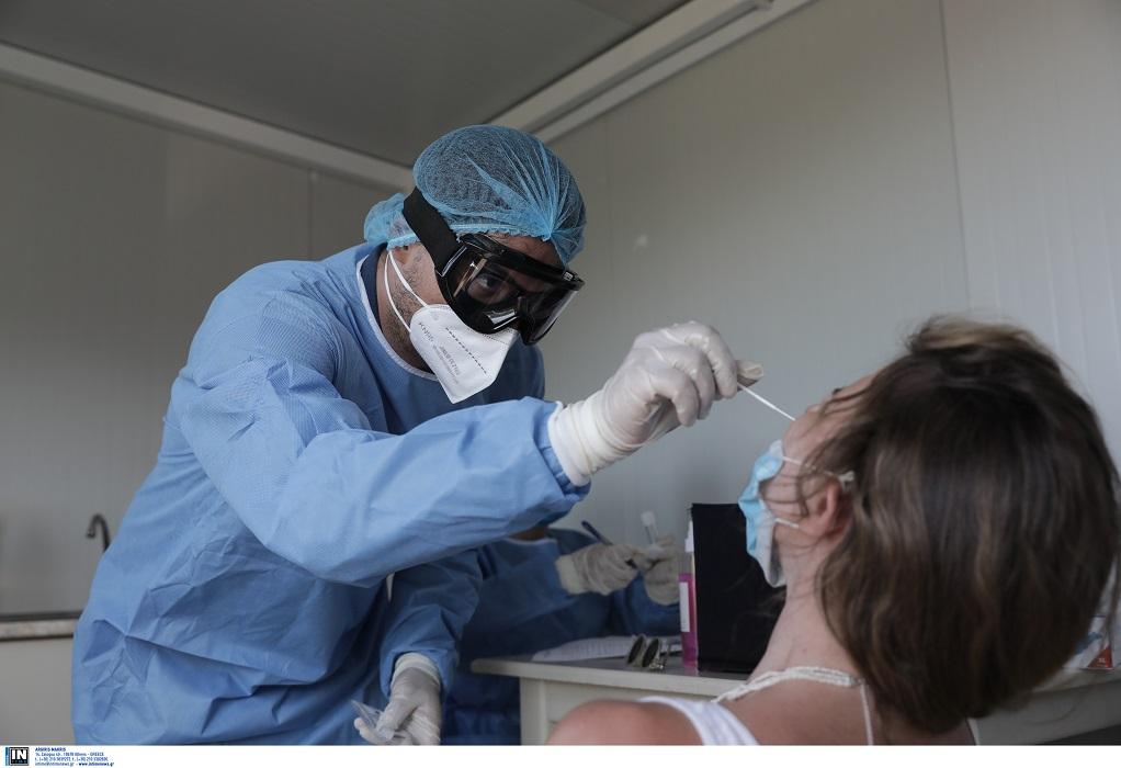 Κορωνοϊός: Πάνω από 600 τεστ στο Καρά Τεπέ