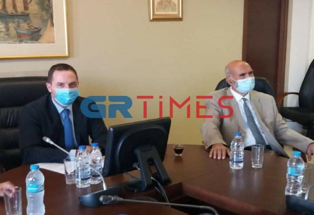 Θεσσαλονίκη: Συνεργασία του Δικηγορικού Συλλόγου με το Διεθνές Πανεπιστήμιο (ΦΩΤΟ-VIDEO)