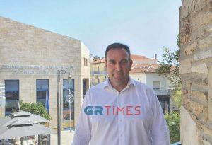 Κουφίδης: Να ανοίξει η αγορά με click in shop (ΗΧΗΤΙΚΟ)