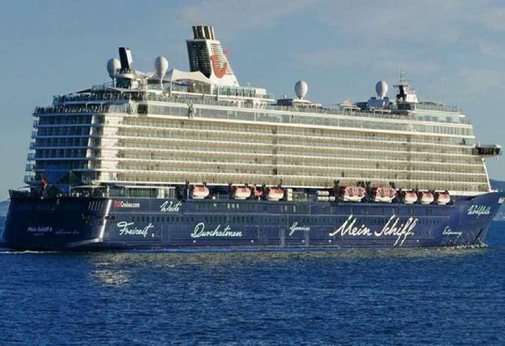 Κορωνοϊός: 12 κρούσματα σε κρουαζιερόπλοιο με 1000 επιβάτες